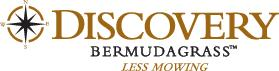 Discovery bermudagrass logo