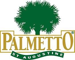 Palmetto turf logo