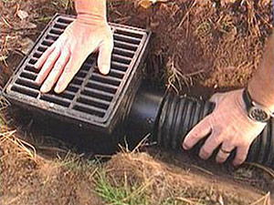 French Amp Trench Drains Catch Basins Raleigh Cary Nc